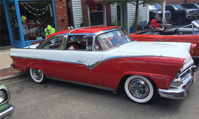 Orion Classic Car Club Auburn Hills, Michigan